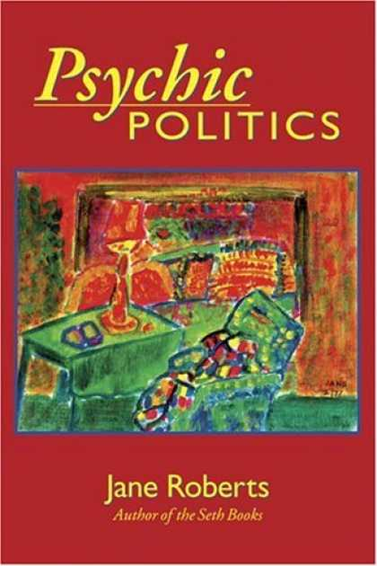 Books on Politics - Psychic Politics: An Aspect Psychology Book (Classics in Consciousness) (Classic
