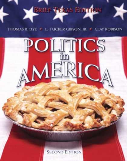 Books on Politics - Politics in America, Brief Texas Edition (2nd Edition) (MyPoliSciLab Series)