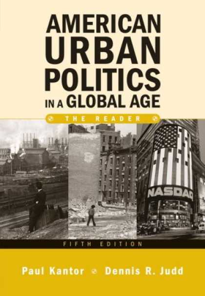 Books on Politics - American Urban Politics In A Global Age: The Reader- (Value Pack w/MySearchLab)