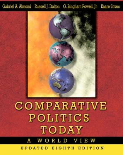 Books on Politics - Comparative Politics Today: A World View, Update Edition (8th Edition)