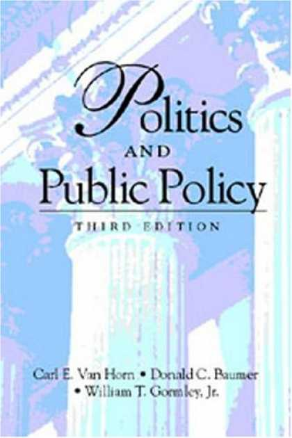 Books on Politics - Politics and Public Policy (Paperback)
