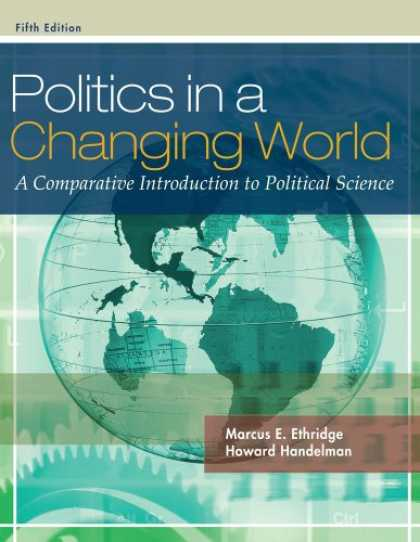 Books on Politics - Politics in a Changing World