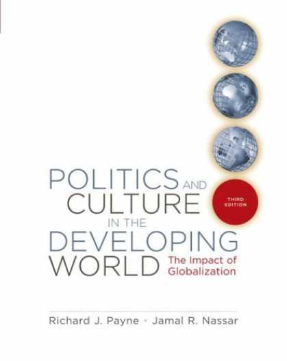 Books on Politics - Politics and Culture in the Developing World (3rd Edition)