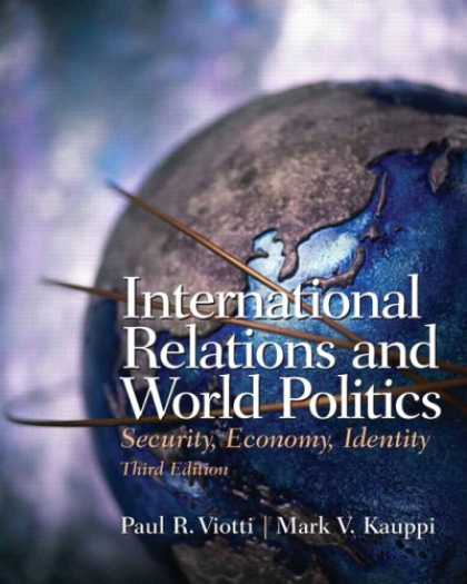 Books on Politics - International Relations and World Politics: Security, Economy, Identity (3rd Edi