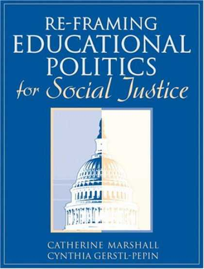 Books on Politics - Re-Framing Educational Politics for Social Justice