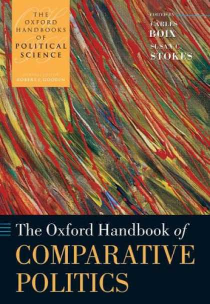 Books on Politics - The Oxford Handbook of Comparative Politics
