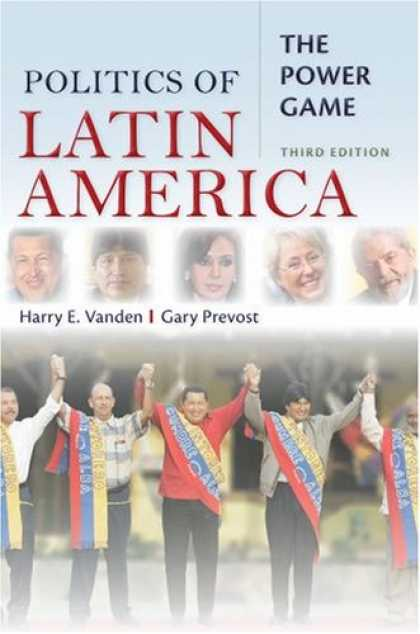 Books on Politics - Politics of Latin America: The Power Game