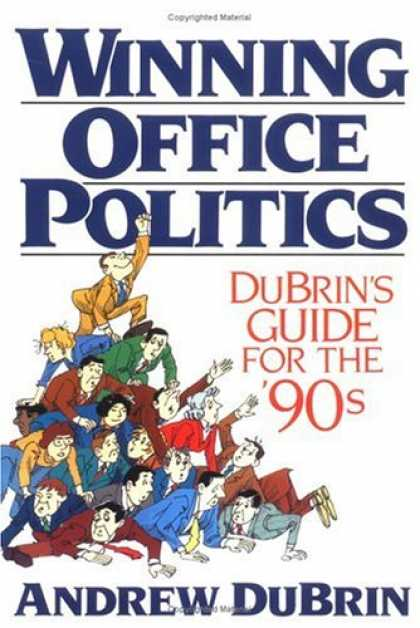 Books on Politics - Winning Office Politics: Dubrins Gd for 90s