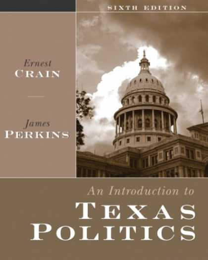 Books on Politics - Introduction to Texas Politics