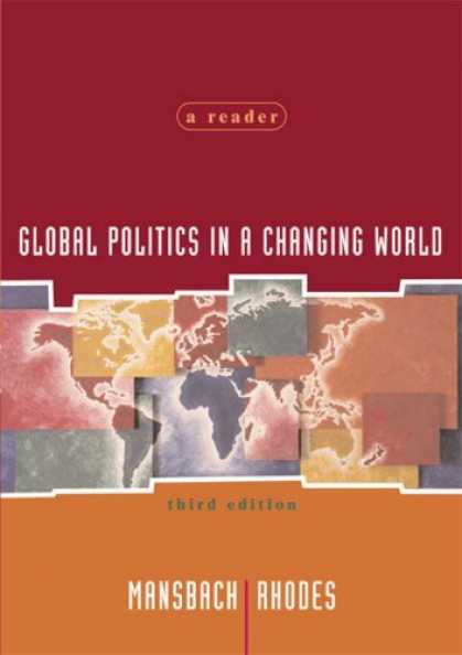 Books on Politics - Global Politics in a Changing World: A Reader