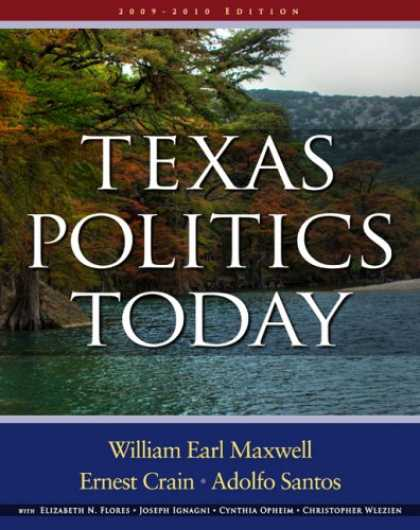 Books on Politics - Texas Politics Today 2009-2010