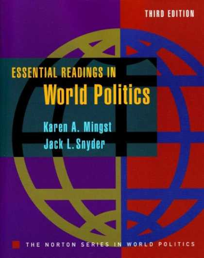 Books on Politics - Essential Readings in World Politics: (Third Edition) (The Norton Series in Wor