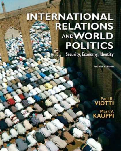 Books on Politics - International Relations and World Politics, Value Edition (4th Edition)