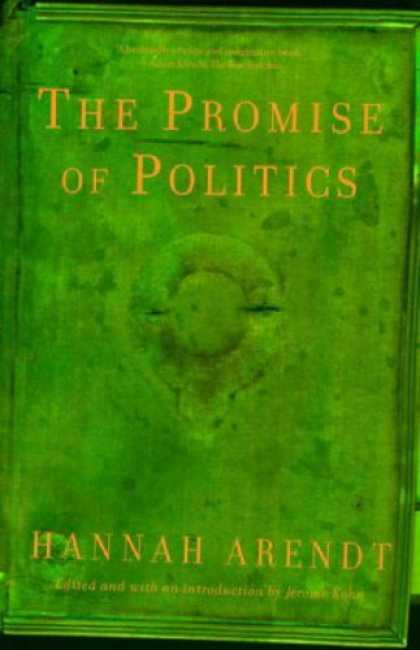 Books on Politics - The Promise of Politics