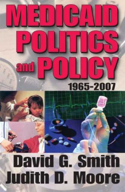 Books on Politics - Medicaid Politics and Policy