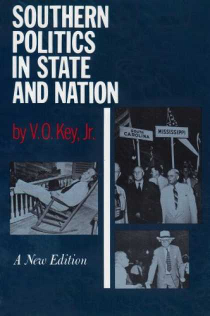 Books on Politics - Southern Politics in State and Nation