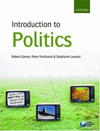 Books on Politics - Introduction to Politics
