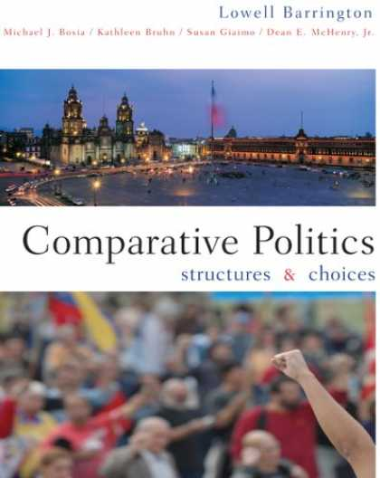 Books on Politics - Comparative Politics: Structures and Choices