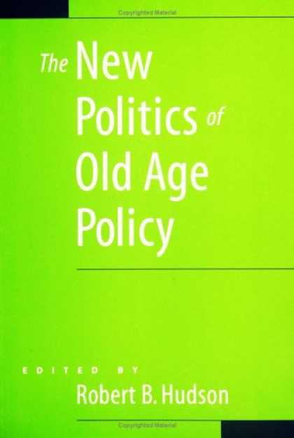Books on Politics - The New Politics of Old Age Policy