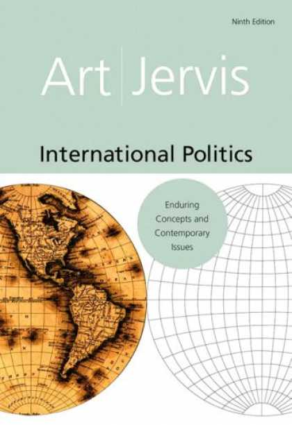 Books on Politics - International Politics: Enduring Concepts and Contemporary Issues (9th Edition)