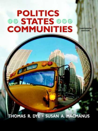 Books on Politics - Politics In States And Communities- (Value Pack w/MySearchLab)