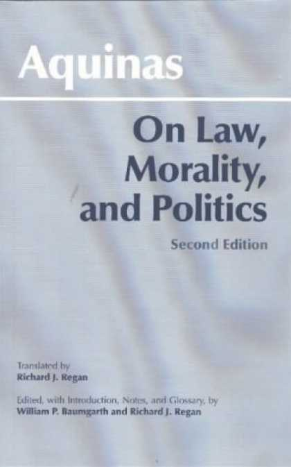 Books on Politics - On Law, Morality, and Politics