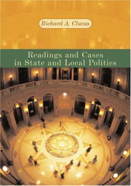 Books on Politics - Readings and Cases in State and Local Politics