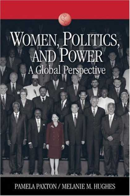 Books on Politics - Women, Politics, and Power: A Global Perspective (Sociology for a New Century Se
