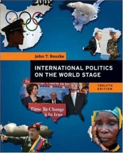 Books on Politics - International Politics on the World Stage