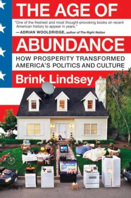 Books on Politics - The Age of Abundance: How Prosperity Transformed America's Politics and Culture
