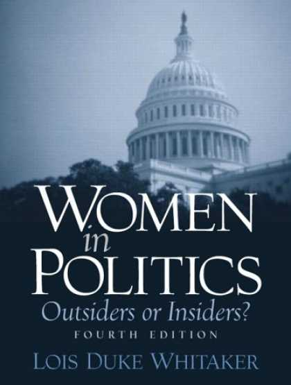 Books on Politics - Women in Politics: Outsiders or Insiders? (4th Edition)