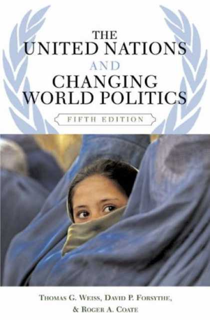 Books on Politics - The United Nations and Changing World Politics