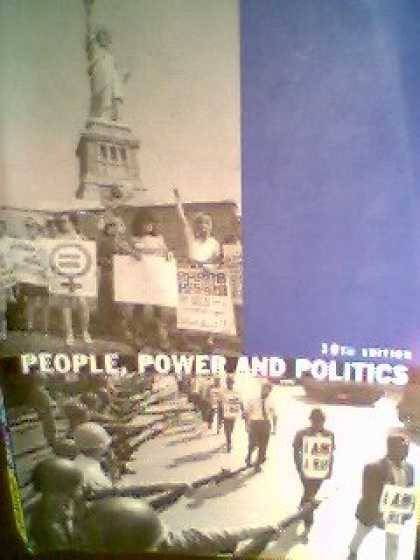 Books on Politics - People, Power and Politics Custom Text for Brooklyn College