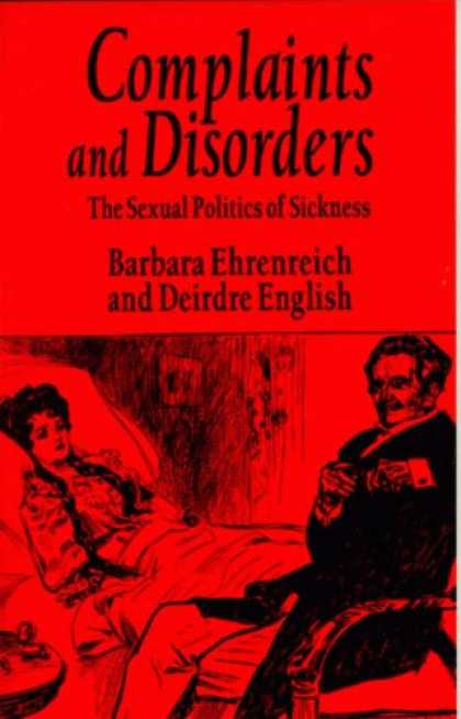 Books on Politics - Complaints and Disorders: The Sexual Politics of Sickness (Glass Mountain Pamphl