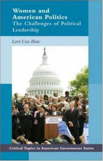 Books on Politics - Women and American Politics: The Challenges of Political Leadership (Critical To