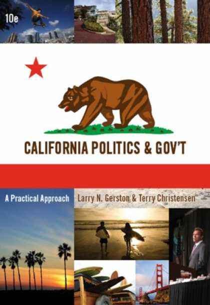 Books on Politics - California Politics and Government: A Practical Approach