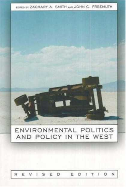 Books on Politics - Environmental Politics and Policy in the West