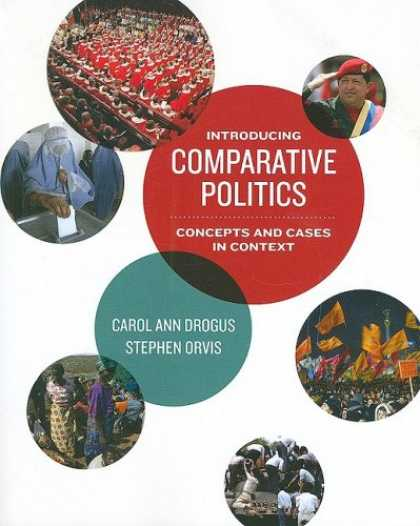 Books on Politics - Introducing Comparative Politics: Concepts and Cases In Context
