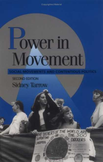 Books on Politics - Power in Movement: Social Movements and Contentious Politics (Cambridge Studies