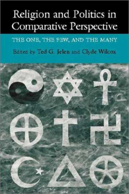 Books on Politics - Religion and Politics in Comparative Perspective: The One, The Few, and The Many