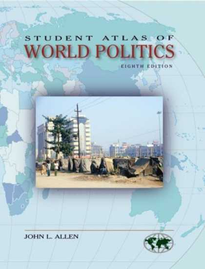Books on Politics - Student Atlas of World Politics