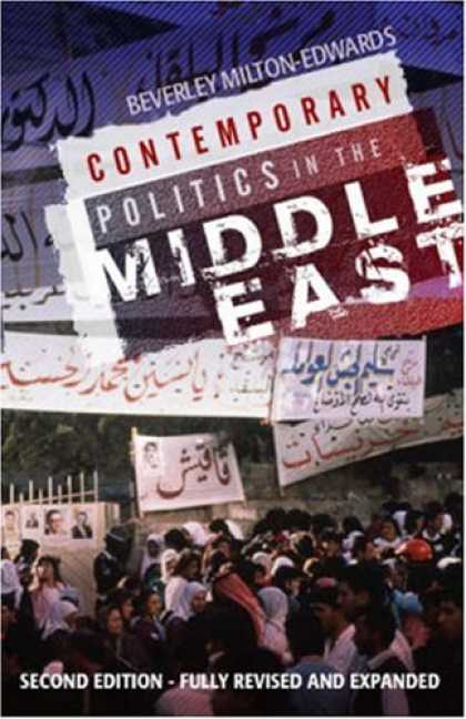 Books on Politics - Contemporary Politics in the Middle East