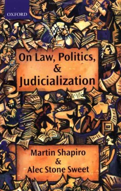 Books on Politics - On Law, Politics, and Judicialization