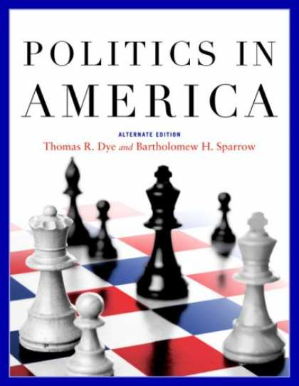 Books on Politics - Politics in America, Alternate Edition (8th Edition) (MyPoliSciLab Series)