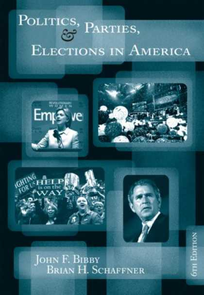 Books on Politics - Politics, Parties, and Elections in America