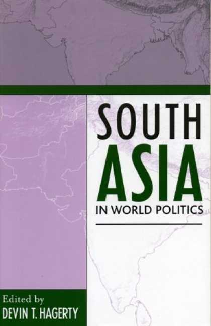 Books on Politics - South Asia in World Politics