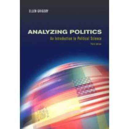Books on Politics - Analyzing Politics - An Introduction to Political Science - 3rd (Third) Edition