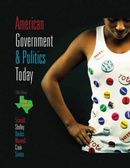 Books on Politics - American Government and Politics Today - Texas Edition, 2009-2010