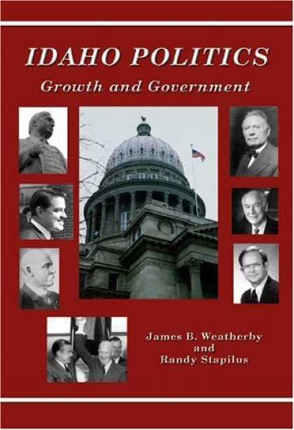 Books on Politics - Governing Idaho: Politics, People, and Power