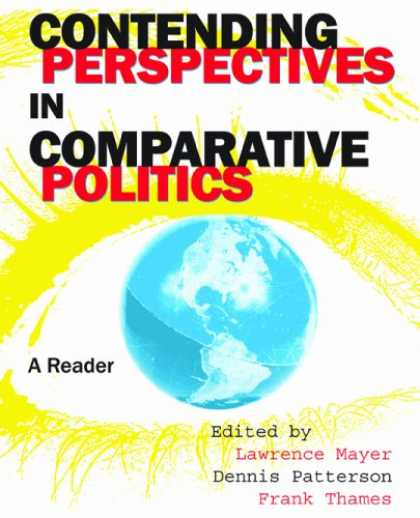 Books on Politics - Contending Perspectives in Comparative Politics: A Reader